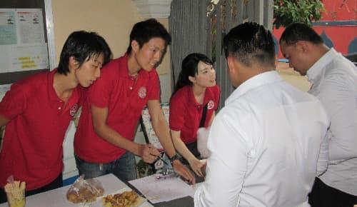 実践型海外インターンシップ サムライカレープロジェクト